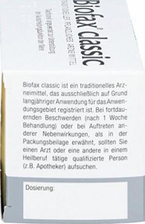 Strathmann Biofax Classic Kapseln, 60 Stück günstiger