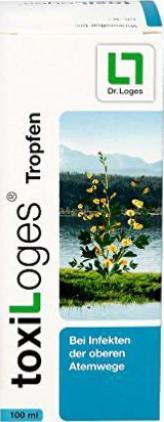 toxi loges Tropfen, 100ml günstiger Preis | Apotheke
